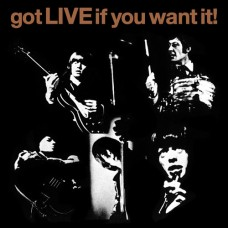"Rolling Stones : Got Live If You Want (Ep) (Rsd) (7"" Single) (General)"
