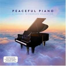 Various Artists : Peaceful Piano (3CD) (CD) (Various)