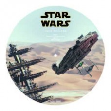 "Williams John (Conductor) : Star Wars-The Force Awakens 10"" (Rsd) (10"" Vinyl) (Soundtrack)"