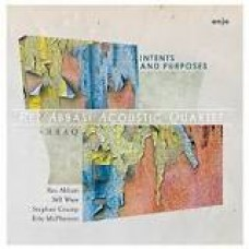 Abbasi Rez : Intents and Purposes (CD) (Jazz)
