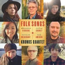 Kronos Quartet : Folk Songs (CD) (Folk)
