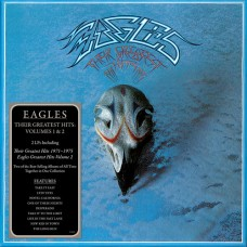 Eagles : Their Greatest Hits Vols. 1 and 2 (2LP) (Vinyl) (General)
