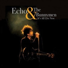Echo and The Bunnymen : It's All Live Now (Vinyl) (General)