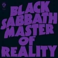 Black Sabbath : Master Of Reality (Green) (Vinyl) (Hard Rock)