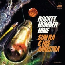 "Sun Ra : Rocket Number Nine (10"" Vinyl) (Jazz)"