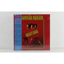 Austin Donald : Crazy Legs (Deluxe) (Vinyl) (Funk and Soul)