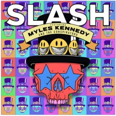 Slash Featuring Myles Kennedy And The Co : Living The Dream (2LP//180G) (Vinyl) (General)