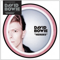 "Bowie David : Heroes (Ltd//Pic Disc) (7"" Single) (General)"