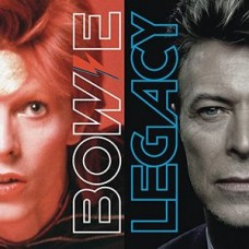 Bowie David : Legacy (2LP) (Vinyl) (General)