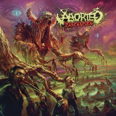Aborted : Terrorvision (CD) (Heavy Metal)