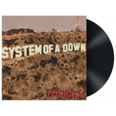 System Of A Down : Toxicity (140G) (Vinyl) (Heavy Metal)