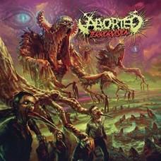 Aborted : Terrorvision (Clrd) (Vinyl) (Heavy Metal)