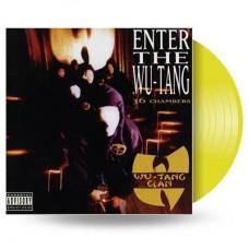 Wu-Tang Clan : Enter The Wu-Tang Clan (Ltd//Clrd) (Vinyl) (Rap and Hip Hop)