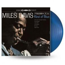 Davis Miles : Kind Of Blue (Ltd//Clrd//Blue) (Vinyl) (Jazz)