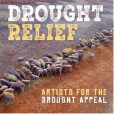 Various Artists : Drought Relief (CD) (Various)