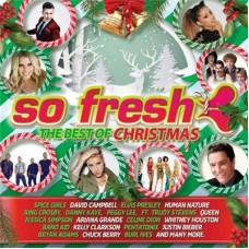 Various Artists : So Fresh-Best Of Christmas 2018 (2CD) (CD) (Christmas)