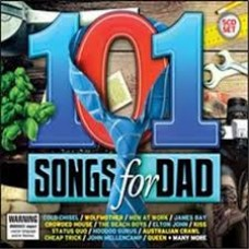 Various Artists : 101 Songs For Dad (CD) (Various)