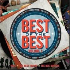 Various Artists : Best Of The Best Vol. 3 (4CD) (CD) (Various)