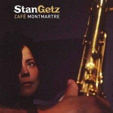 Getz Stan : Cafe Montmartre (Vinyl) (Jazz)