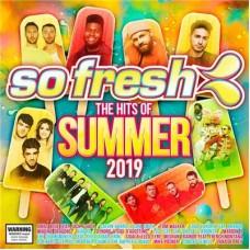 Various Artists : So Fresh-The Hits Of Summer 2019 (CD) (Various)