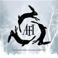 A.F.I : December Underground (CD) (Punk)