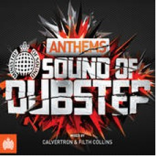 Various Artists : Anthems Sound Of Dubstep (CD) (Ministry Of Sound)