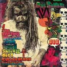 Zombie Rob : Electric Warlock Acid With Satanic Orgy (CD) (General)