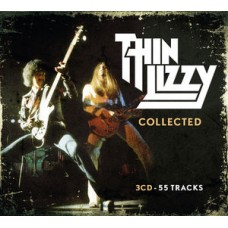 Thin Lizzy : Collected (2Lp/Clrd) (Vinyl) (General)