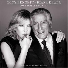 Bennett Tony and Krall Diana : Love Is Here To Stay (CD) (General)