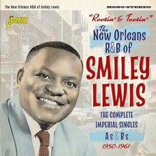 Lewis Smiley : Rootin and Tootin The New Orleans RandB Of S (CD) (Blues)