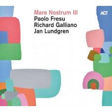 Fresu Paolo : Mare Nostrum Iii (CD) (Jazz)