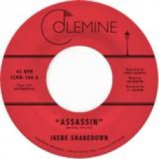 "Ikebe Shakedown : Assassin // A View From Above (7"" Single) (Funk and Soul)"
