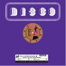"Cloud One : Disco Juice / Charleston Hopscotch (12"" Vinyl) (Disco)"