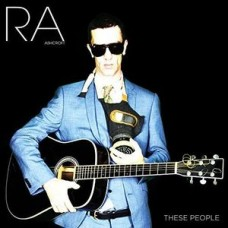 Ashcroft Richard : These People (CD) (General)