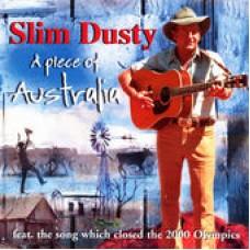 Dusty Slim : A Piece Of Australia (CD) (Budget)