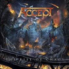 Accept : Rise Of Chaos (Boxset) (Box Sets) (Heavy Metal)