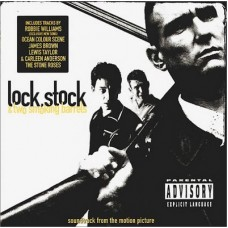 Soundtrack : Lock Stock and Two Smoking Barrels (CD) (Soundtrack)