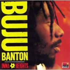 Banton Buju : Inna Heights (Vinyl) (Reggae and Dub)