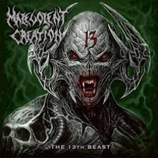 Malevolent Creation : 13th Beast (Vinyl) (Heavy Metal)
