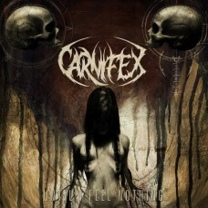 Carnifex : Until I Feel Nothing (CD) (Heavy Metal)