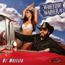 Wheeler Walker Jr. : Ol' Wheeler (CD) (Country)