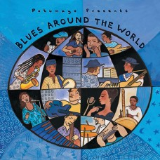 Various : Blues Around The World (CD) (Blues)