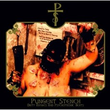 Pungent Stench : Dirty Rhymes And Psy...-Bonus Tr- (Vinyl) (Heavy Metal)