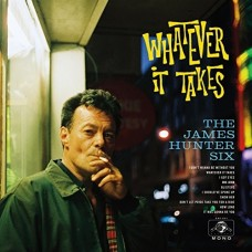 Hunter James Six : Whatever It Takes (CD) (Funk and Soul)