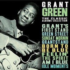 Green Grant : Classic Albums Collection (4CD) (CD) (Jazz)