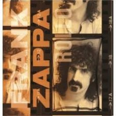 "Frank Zappa : Rollo // Portland Improvisation (10""//Rs (10"" Vinyl) (General)"