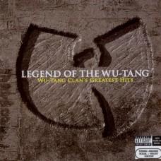 Wu-Tang Clan : Legends Of The Wu Tang (CD) (Rap and Hip Hop)