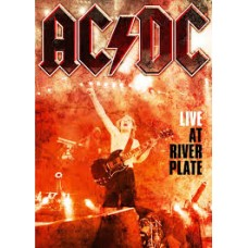 Live At River Plate : Ac/Dc (BluRay) (Music DVD)