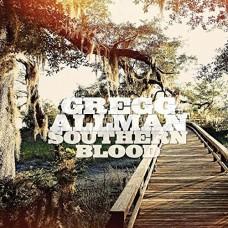 Allman Gregg : Southern Blood (CD) (General)