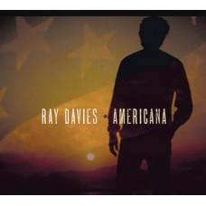 Davies Ray : Americana (CD) (General)